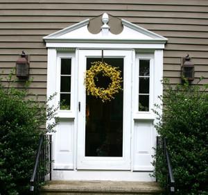 colonial-door