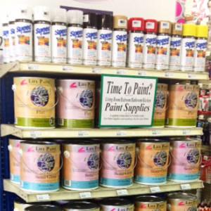 Paint supplies   Tashman Home Center