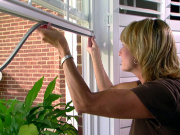 Install Weather Stripping | Tashman Home Center