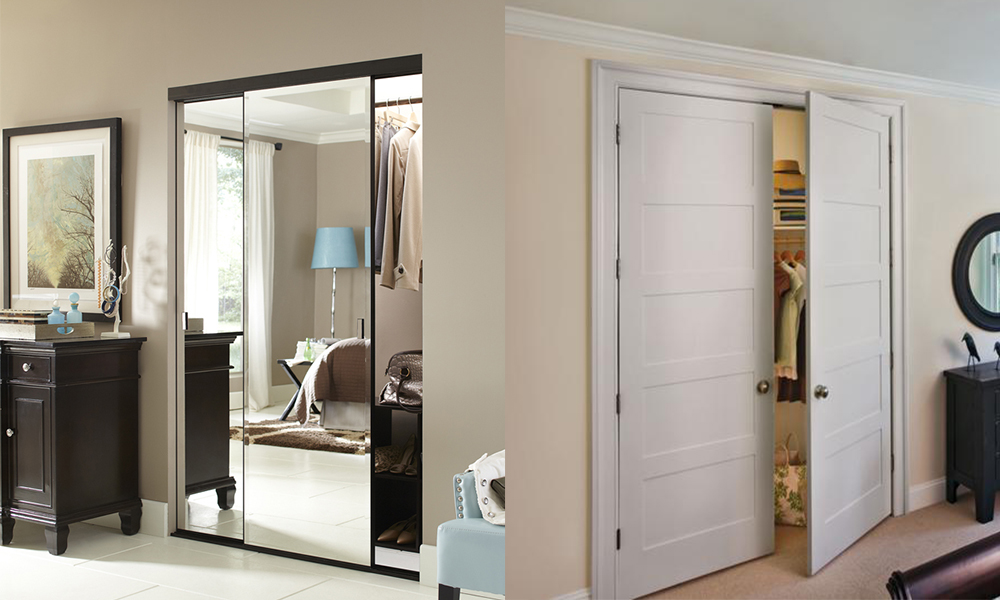 Mirrored Sliding Wardrobe Door: Pros And Cons