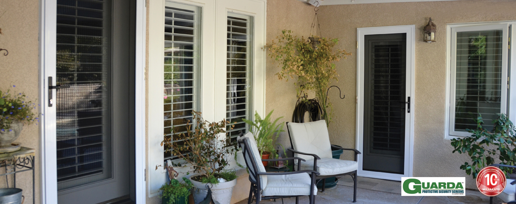 Stainless Steel Security Screen Doors & Windows | Tashman Home Improvement Store Los Angeles