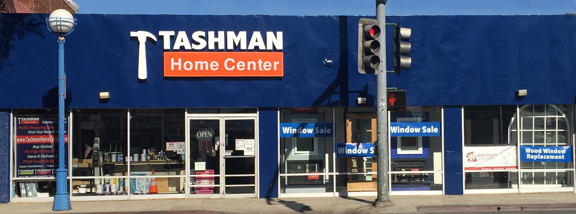 Tashman Home Center Los Angeles