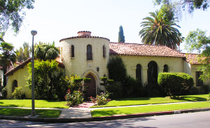 Cathay Circle HPOZ Designated Home | Tashman Home Center Los Angeles | HPOZ Designated Vendor