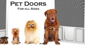 dog door screens | Tashman Home Center Los Angeles