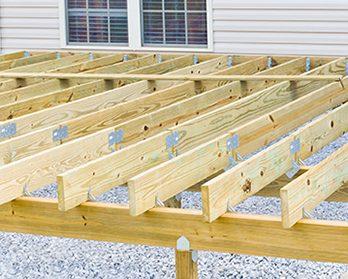 Deck Installation   Tashman Home Center