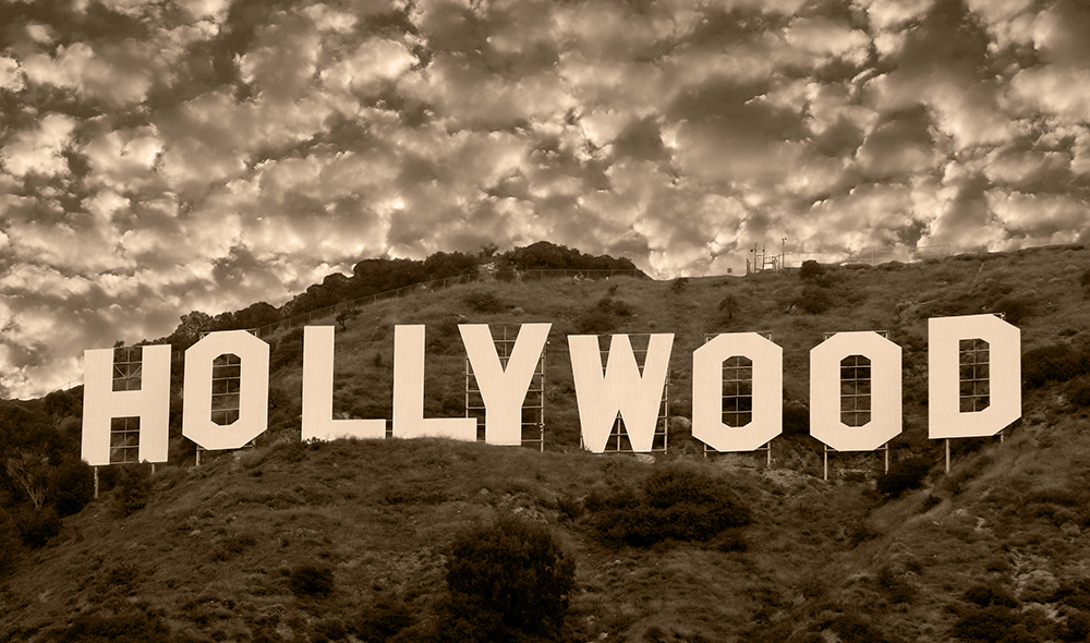Hollywood Sign Fire | Tashman Home Center Los Angeles
