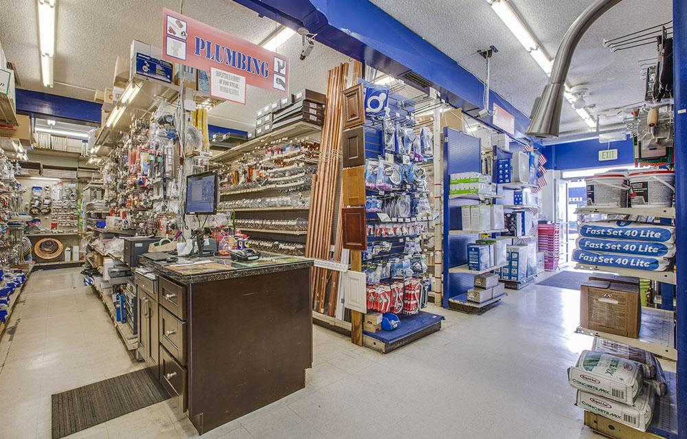 Tashman Hardware Store Los Angeles