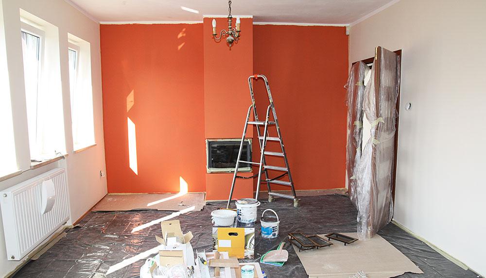 Interior Home Painting   Tashman Hardware Los Angeles