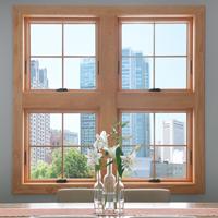 Milgard Series Wood Windows