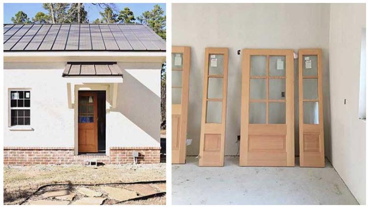 wood doors from Simpson Doors